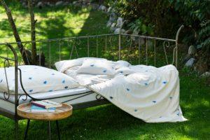 Bio-Bettwäsche aus Bio-Baumwolle