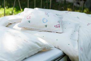 Bio Kinderbettwäsche mit Motiven
